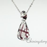 pet urns - glass urn necklace urn necklace uk cremation urn jewelry pet memorial necklace pet urn necklaces lockets for ashes
