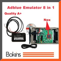 Wholesale High Quality ADBLUE Emulator in with Nox Sensor Truck V3 OBD2 For Trucks Support Euro