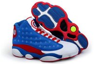 america cut - New Arrival High Quality Mens Basketball Shoes Retro XIII Athletics Retro XIII Shoes Captain America