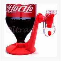 Wholesale 2000pcs CCA3041 New Arrival Mini Automatic Upside Down Drinking Fountains Cola Beverage Switch Drinkers Hand Pressure Water Dispenser Tools