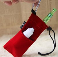 bag holder hooks - Carry pouch bag ECig Carring pouch Colorful Cloth Box Case with Hook Zipper Necklace Lanyard Holder for ego evod x6 x7 Mech Mechanical Mod