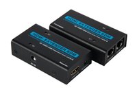 Wholesale 50Meter HDMI Extender D P HDMI Extension over Cat5E