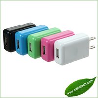 mobile phone market - High quality Mobile Phone Use V V ac to dc V A Wall Charger adapter for Mobile US Market