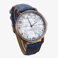 automotive fabrics - Famous Brand Luxury Automotive design Women Watch Fabric Strap Casual Quartz Wristwatch relogio masculino Clock Gift
