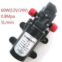 Wholesale DC V V W L min Mini Water Pump Oil Pump Diaphragm Pump with Pressure Switch