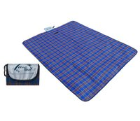 Wholesale Waterproof cmx150cm Outdoor Picnic Mat Foldable Beach Mat Camping Mat Baby Climb Plaid Blanket Rug
