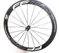 Wholesale full carbon fiber road bike wheels mm depth mm width K or ud weave bicycle wheelset C Racing bike wheels
