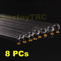 male sex toy catheter - Crystal Glass Pyrex Catheter Sounds Urethral Enlarger Enhancer Dilator Penis Plugs Sounding Device Sex Toys Small Large Complete Set