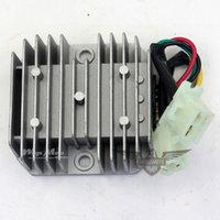 best chinese scooters - Best Price With High Quality GY6 cc Scooter Voltage Regulator Rectifier Wires Chinese Moped SUNL JCL