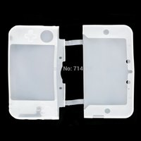 Wholesale Silicone Soft Gel Protective Guard Case Cover Skin for Nintendo DS XL LL