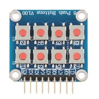 arduino button switch - pc Matrix Keypad Keyboard Board Module Button Tactile Switch for Arduino