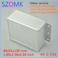 audio amplifier projects - 4 szomk aluminum project box amplifier temperature switch box mm aluminum electronics enclosure audio enclosure