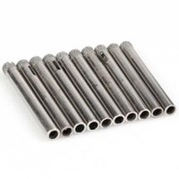 Wholesale 10 mm Diamond Drill Bits Coated Galvanized Hole Drill Bit Set Tools Silver Power Tools