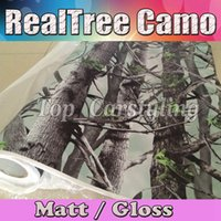 auto leaf springs - Spring Realtree Camoufalge Vinyl wrap real tree leaf Camo skin Mossy Oak Car wrap Film foil for vehicle graphic Auto covering foil x99ft