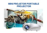 Cheap New Mini Projector For Home Cinema Support TV Video Games XBOX One PS3 Led Projector HDMI Portable Entertain Multimedia
