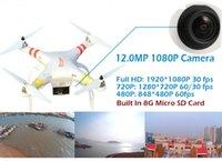 6CH 6-Axis Drone VS DJI Phantom 3 RC Helicoptero UAL Quadcopter avec caméra HD pour la photographie aérienne GPS RTL Professional Drone Dreamer 1e
