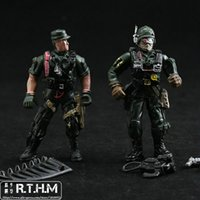 Wholesale Special Forces soldier toy Action Figure Type A