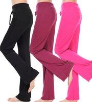 Cheap palazzo pants jogging femme calcas femininas 2015 sport pantalones mujer joggers active 100% cotton high modal wide leg trousers