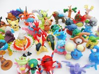 anime - 2015 Pokemon figures doll toy Anime Pokemon figurines PVC Children s toys