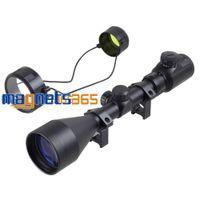 Cheap 3-9x56E Red Green Air Rifle Gun Mil-dot Illuminated Optics Hunting Scope free shipping