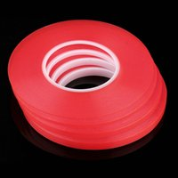 Wholesale 50M MM Strong Acrylic Adhesive Clear Double Sided Tape Heat Resistant Adhesive Tape Multi function high Quality