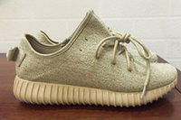 shoe stores - Yeezy Boost Oxford Tan New Color Hot Running Shoes Sneakers Sale Store yakuda s store Dropshipping Accepted