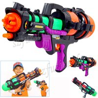 best squirt gun - Extral Large Plastic Toys Best Gift for Children Water Gun Pistol Inflatable Pressure Gun Shooting Squirt Nerf Water Toy Outing