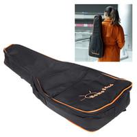 nylon straps - Tenor Ukelele Ukulele Gig Bag Case D Water resistant Nylon Backpack Adjustable Shoulder Straps for I590