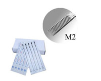 Wholesale Tattoo Needles Set Professional Assorted Mix Round Liner M2 M2 M2 M2 M2 M2 M2 Stainless Steel H0261