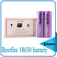 Cheap best fire Bestfire 18650 battery Best best fire 2500mAh 3.7v Li-ion battery