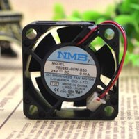 bearing frequency - NMB DC24V A KL W B50 line frequency converter fan