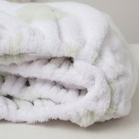 bedding process - Clearance processing trade flaw Double Li autumn and winter thick coral velvet warm velvet bedding