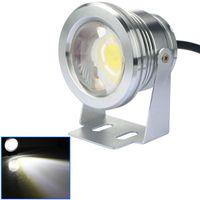 best flood light bulbs - Best Promotion W LED High Power Waterproof Underwater Spotlight White Garden Outdoor Wash Flood Light Lamp Bulb DC12V order lt no track