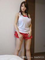 Realista del sexo japonesa reales del amor de las muñecas del varón adulto Sex Toys completo de silicona muñeca del sexo dulce voz muñecas calientes de la venta --086B41060