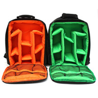 Wholesale Waterproof New DSLR Camera Bag Backpack Video Photo Lens Case Bags For Canon For Nikon For Sony Small Camera