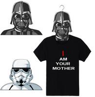 Wholesale Star Wars Personality Darth Vader Stormtrooper hangers cm big size Fans Favor gifts Storage Hanger