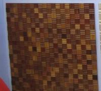 Wholesale Small box floor Mosaic floor floor fight Medallion Asian pear Sapele wood floor Private custom wood Profiled wood flooring Asian