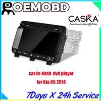 car tv radio - 2 din quot Car DVD Player for Kia K5 With GPS G WIFI PC Bluetooth IPOD USB Radio TV AUX IN Windows CE