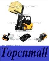 Wholesale Desktop Crane Remote control car Remote Control Forklift REMOTE CONTROL MINI FORKLIFT RC Truck