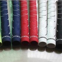 Wholesale 2014 Hot High quality Standard Multi Color Golf Grips grams TS