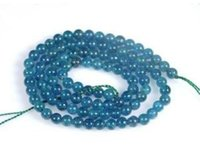 Wholesale 8mm Apatite Round Gemstones Loose Beads quot AAA