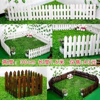 wooden fence - 1 m Christmas tree white wooden fence wood fence wood fence wood fence Christmas scene layout
