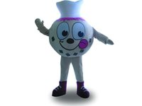 baby chef costume - Factory Outlets new arrive big chef egg baby Halloween Fancy Dress Cartoon Adult Animal Mascot Costume