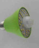 Wholesale New Hotselling Brightest and Cheap Smart Home W LED light Infrared Motion Sensor light with best good quality
