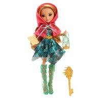 baby ella doll - Genuine Original Ever After High Through The Woods Ashlynn Ella Doll plastic toys Best gift for girl new