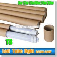 Wholesale led tube light G13 AC100 V PF gt Constant driver year warranty China T8 LED Tube