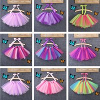 ballet wear - New Girls Kids Bow Tutu Party Ballet Dance Wear Dress Skirt Pettiskirt Costume