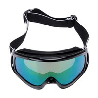 Wholesale Windproof Protective Ski Snowboard Skate Motocross Goggles Safety Glasses Eye Protection for Outdoor Sports Motorcycle