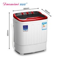 automatic washer dryer - w power Mini washer wash kg clothes w power kg dryer twin tub top loading wahser dryer Semi automatic