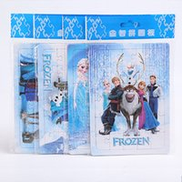 Wholesale New Arrival Princess Frozen Queen new arrive frozen Anna Elsa Paper Puzzle Game Jigsaw Educational Baby Toys